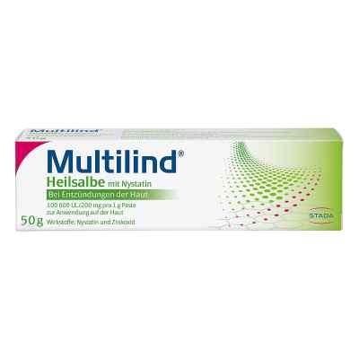Multilind Heilsalbe mit Nystatin  bei apolux.de bestellen