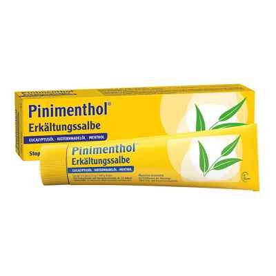 Pinimenthol Erkältungssalbe  bei apolux.de bestellen