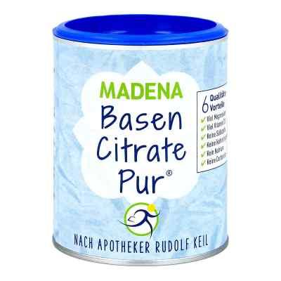 Basen Citrate Pur Pulver nach Apotheker Rudolf Keil  bei apolux.de bestellen