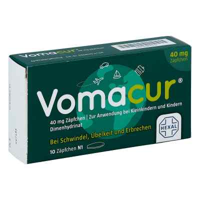 Vomacur 40mg  bei apolux.de bestellen