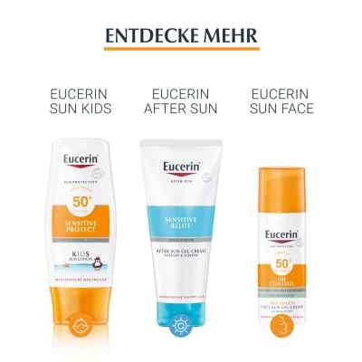 Eucerin Sun Sensitive Protect Lotion Extra Light LSF 50+  bei apolux.de bestellen