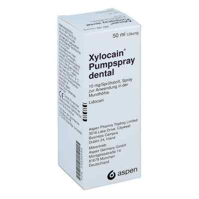 Xylocain Pumpspray Dental  bei apolux.de bestellen