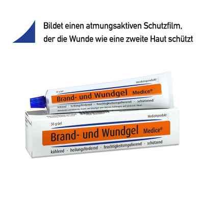 Brand Und Wundgel Medice  bei apolux.de bestellen
