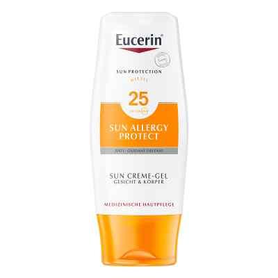 Eucerin Sun Allergie Schutz Creme-gel Lsf 25  bei apolux.de bestellen