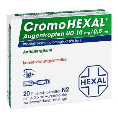 CromoHEXAL Augentropfen UD  bei apolux.de bestellen