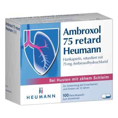 Ambroxol 75 retard Heumann  bei apolux.de bestellen