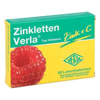 Zinkletten Verla Himbeere Lutschtabletten  bei apolux.de bestellen
