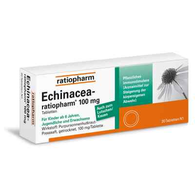 ECHINACEA-ratiopharm 100mg  bei apolux.de bestellen
