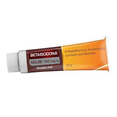 Betaisodona Salbe  bei apolux.de bestellen