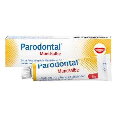 Parodontal Mundsalbe  bei apolux.de bestellen