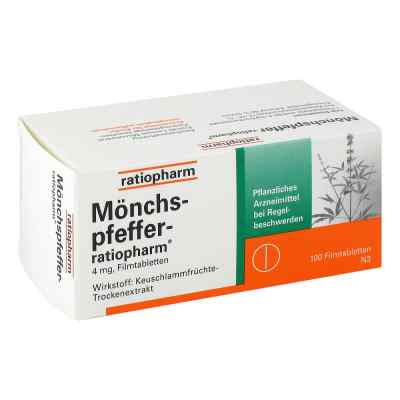MÖNCHSPFEFFER-ratiopharm 4mg  bei apolux.de bestellen