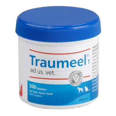 Traumeel T Tabletten für Hunde /Katzen  bei apolux.de bestellen