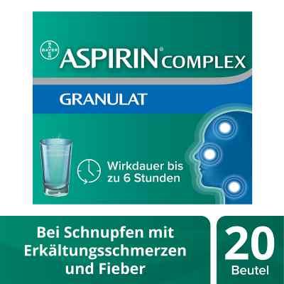 ASPIRIN COMPLEX Granulatbeutel  bei apolux.de bestellen