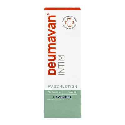 Deumavan Waschlotion sensitiv mit Lavendel  bei apolux.de bestellen