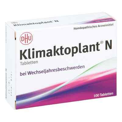 Klimaktoplant N Tabletten  bei apolux.de bestellen