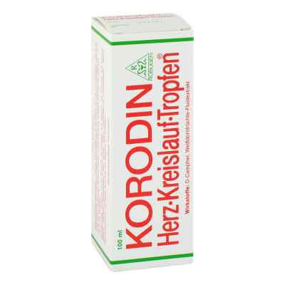 Korodin Herz Kreislauf Tropfen  bei apolux.de bestellen