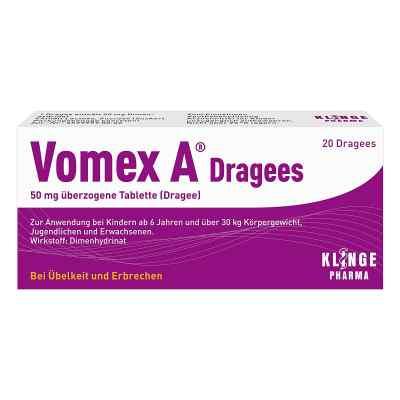 Vomex A Dragees  bei apolux.de bestellen