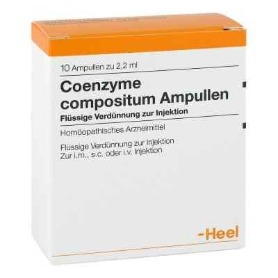 Coenzyme compositum Ampullen  bei apolux.de bestellen
