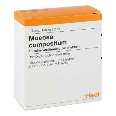 Mucosa Compositum Ampullen  bei apolux.de bestellen