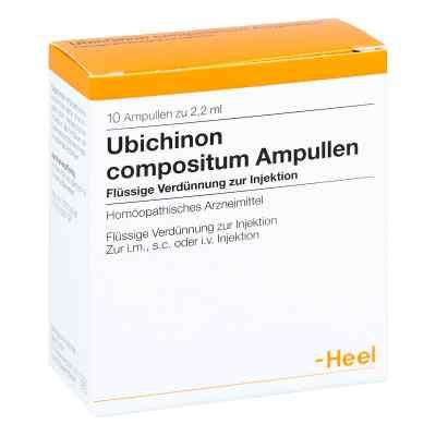 Ubichinon compositus Ampullen  bei apolux.de bestellen