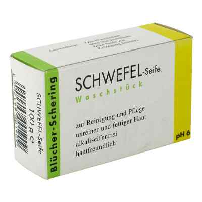 Schwefel Seife Blücher Schering  bei apolux.de bestellen