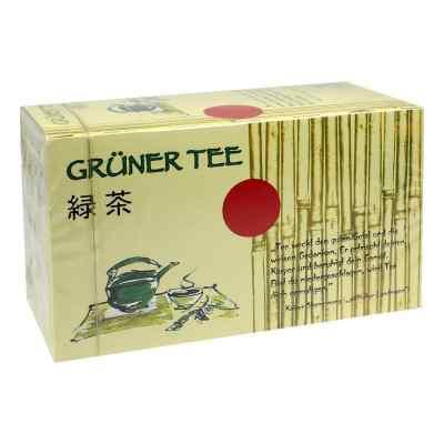 Grüner Tee Filterbeutel  bei apolux.de bestellen