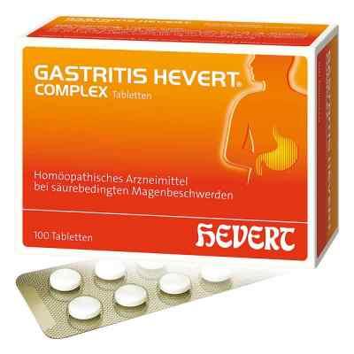 Gastritis Hevert Complex Tabletten  bei apolux.de bestellen