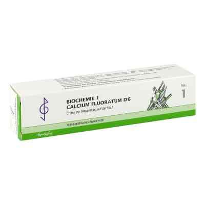 Biochemie 1 Calcium fluoratum D6 Creme  bei apolux.de bestellen