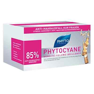 Phyto Phytocyane Kur Anti-haarausfall Frauen Ampullen   bei apolux.de bestellen