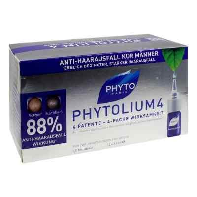 Phyto Phytolium 4 Kur Anti-haarausfall Männer  bei apolux.de bestellen