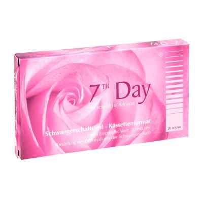 7 Th Day Schwangerschaftstest  bei apolux.de bestellen