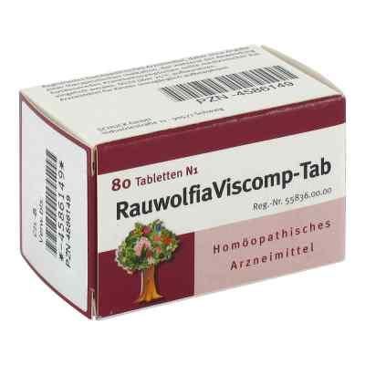 Rauwolfiaviscomp Tab Tabletten  bei apolux.de bestellen