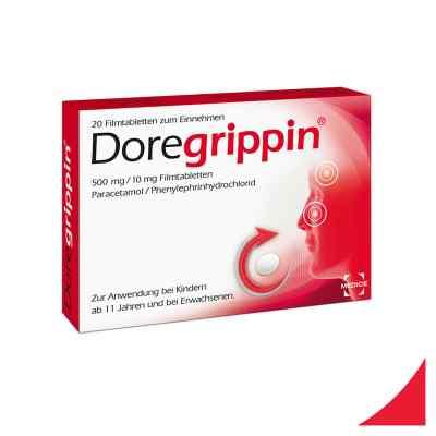Doregrippin 500mg/10mg  bei apolux.de bestellen