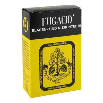 Fugacid Blasen- und Nierentee III  bei apolux.de bestellen