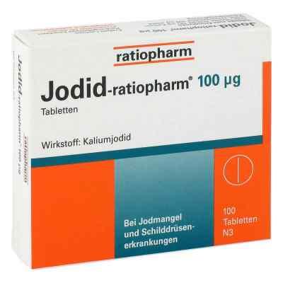 Jodid-ratiopharm 100μg  bei apolux.de bestellen