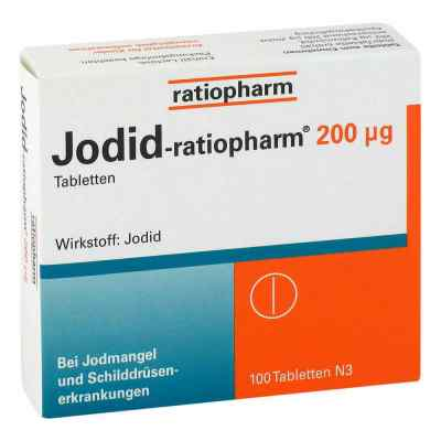 Jodid-ratiopharm 200μg  bei apolux.de bestellen