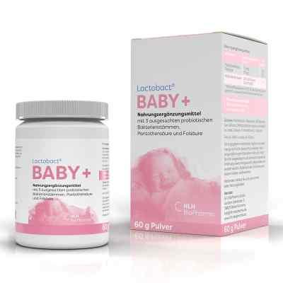 Lactobact Baby Pulver  bei apolux.de bestellen