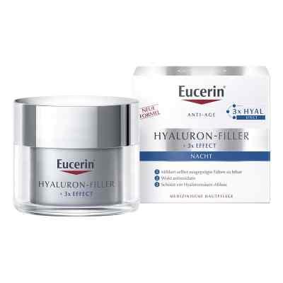 Eucerin Anti-Age HYALURON-FILLER Nachtpflege  bei apolux.de bestellen