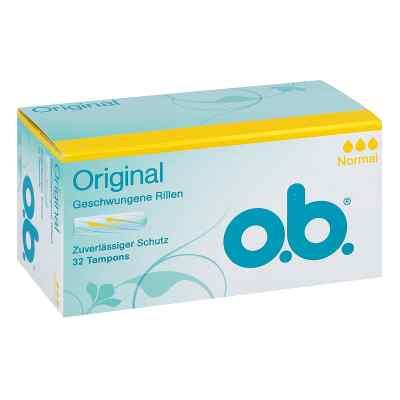 O.b. Tampons normal  bei apolux.de bestellen