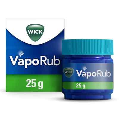 WICK VapoRub Erkältungssalbe  bei apolux.de bestellen