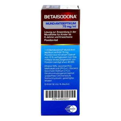 Betaisodona Mund-Antiseptikum  bei apolux.de bestellen