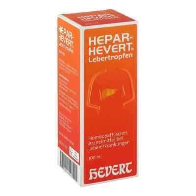 Hepar Hevert Lebertropfen  bei apolux.de bestellen