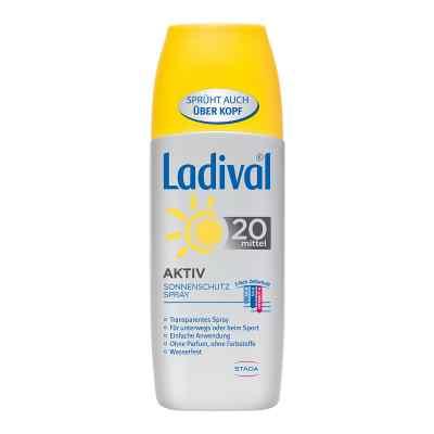 Ladival Sonnenschutzspray Lsf 20  bei apolux.de bestellen