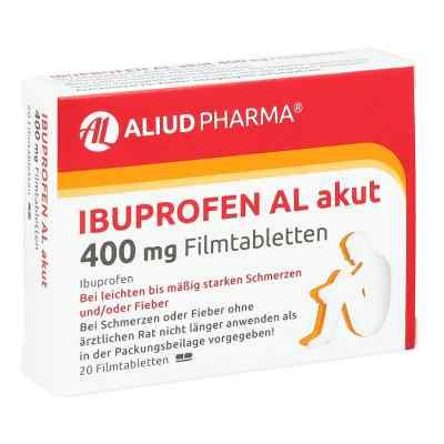 Ibuprofen AL akut 400mg  bei apolux.de bestellen