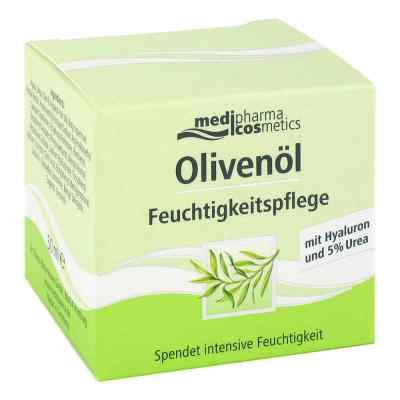 Olivenöl Feuchtigkeitspflege Creme  bei apolux.de bestellen