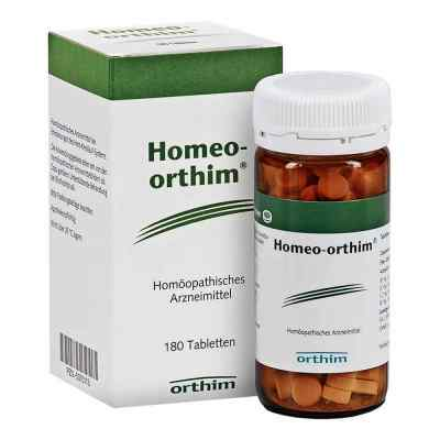 Homeo Orthim Tabletten  bei apolux.de bestellen
