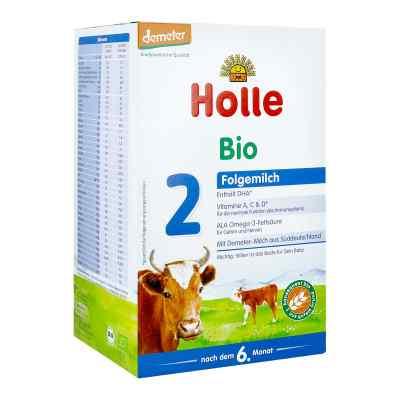 Holle Bio Säuglings Folgemilch 2  bei apolux.de bestellen