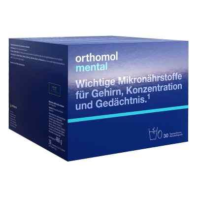 Orthomol Mental Granulat  bei apolux.de bestellen
