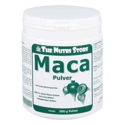 Maca 100% Pur Bio Pulver  bei apolux.de bestellen