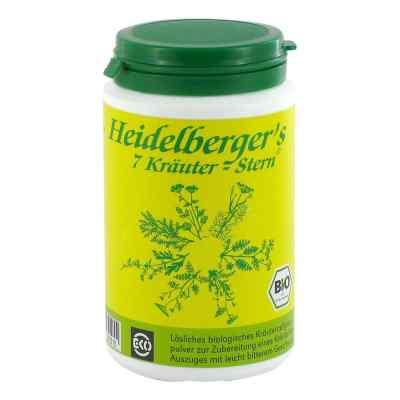 Bio Heidelbergers 7 Kräuter Stern Tee  bei apolux.de bestellen